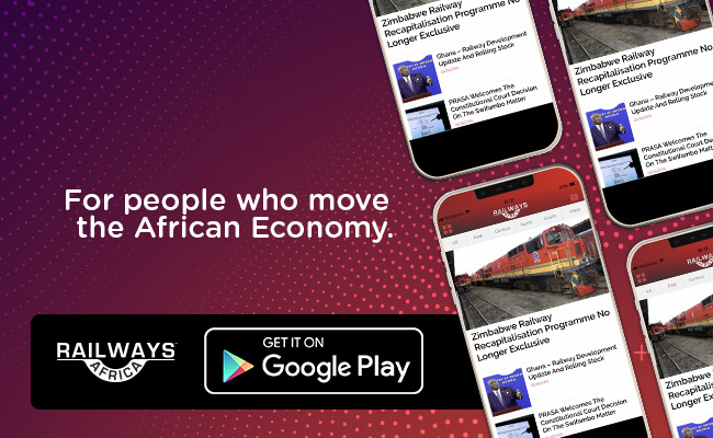 Download the Railways Africa Android APP