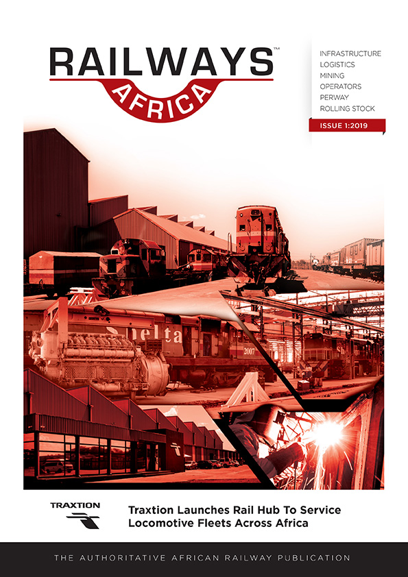 Railways Africa<sup>TM</sup> Issue 1 - 2019