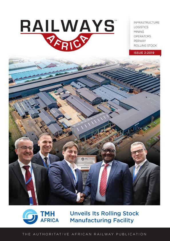 Railways Africa<sup>TM</sup> Issue 2 - 2019