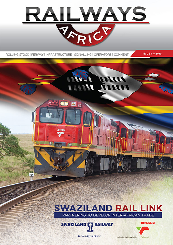 Railways Africa - Issue 4 - 2015