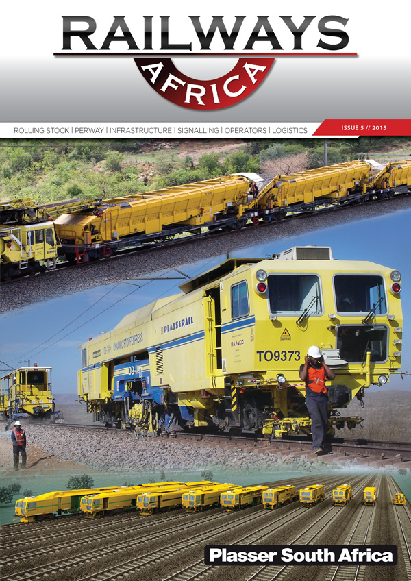 Railways Africa - Issue 5 - 2015