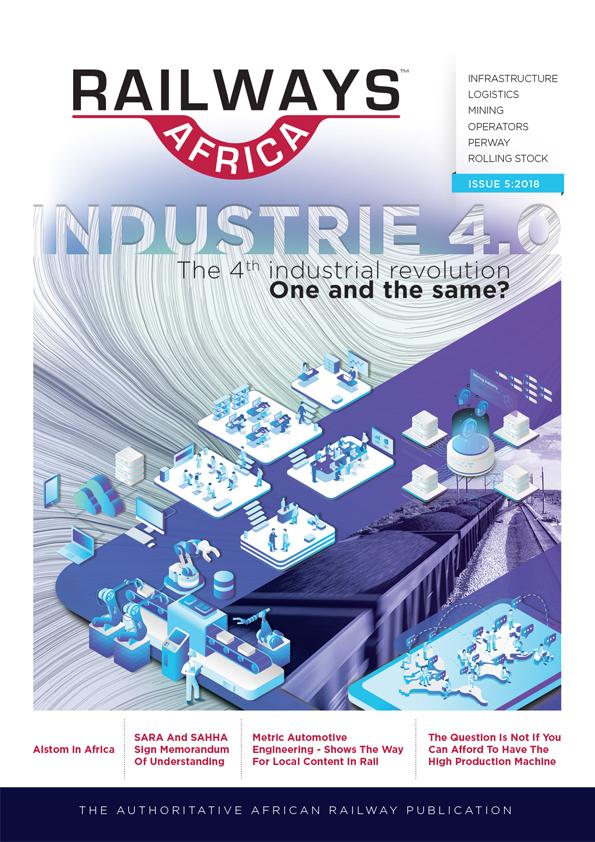 Railways Africa Issue 5 - 2018