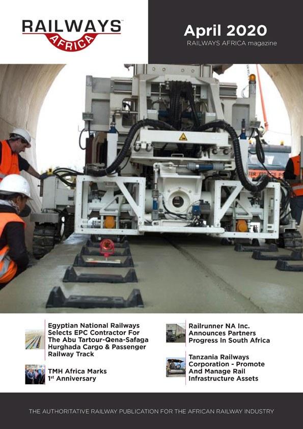 Railways Africa<sup>TM</sup> Issue April 2020