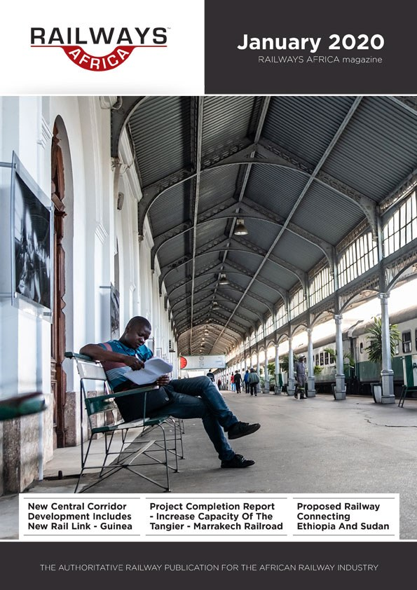 Railways Africa<sup>TM</sup> Issue January 2020