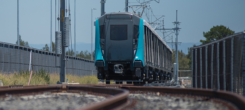 Alstom Delivers First Fully Automated Metro Trains To Sydney, Australia