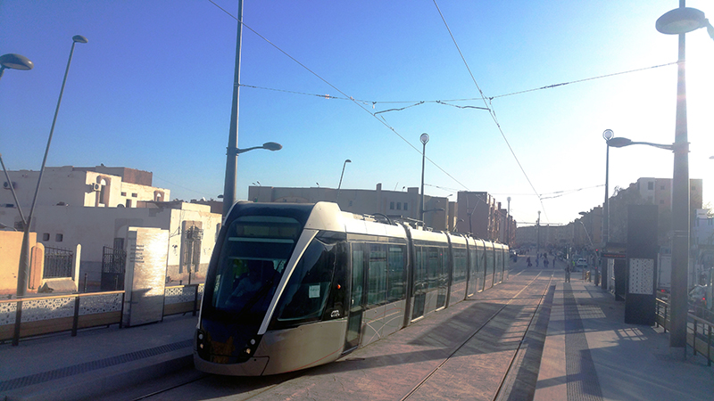 Alstom And EMA Inaugurate Tramway System In Algeria