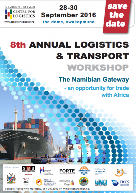 8th annual Logistics and transport workshop - Namibia