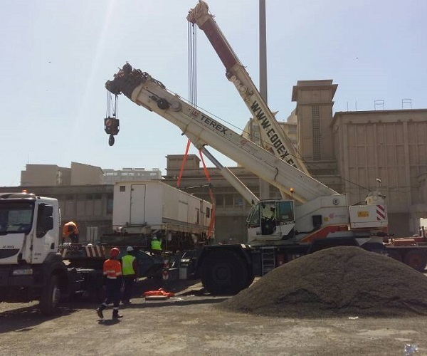 Logistics Operations For The Dakar-BDIA Regional Express Train