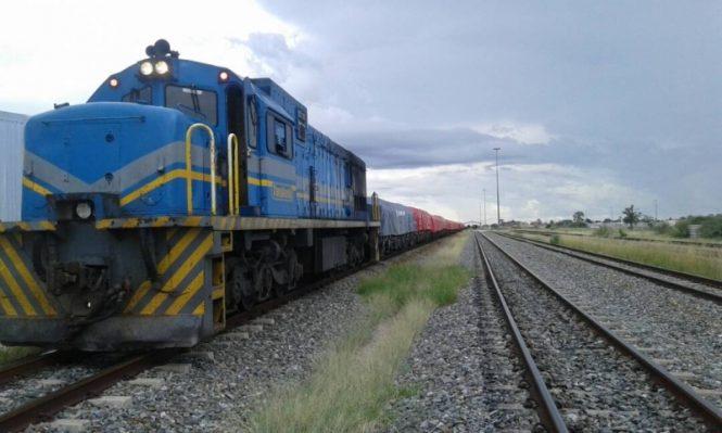 Ohorongo Cement Chooses Rail