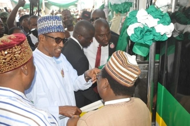 Two Additional Locomotives, 10 Coaches For Abuja-Kaduna Train Service And Inland Dry Port In Kaduna