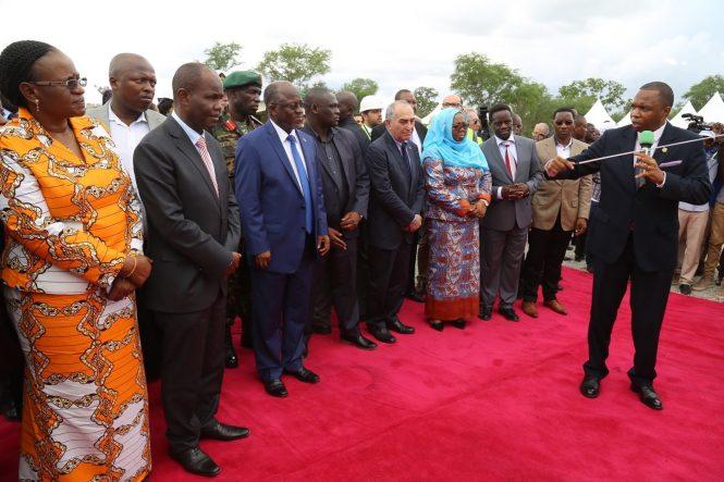 Tanzania Kicks off Standard Gauge Railway Project