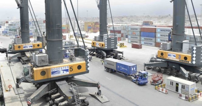 Sogester Luanda And Namibe Infrastructure Upgrades Continue