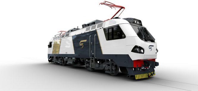 Alstom Presents First Passenger Locomotive For Azerbaijan