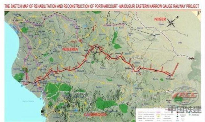 US$3.02 Billion Railway Contract In Nigeria Signed
