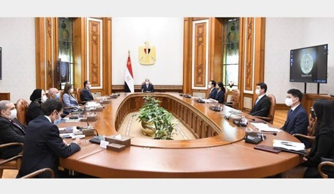 Joint Cooperation With Hyundai Rotem For Rail In Egypt