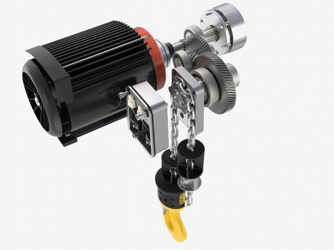 Advanced Hoist And Crane Technology Brings Success For Konecranes