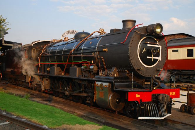 Reefsteamers To Celebrate Susan's 100th Birthday
