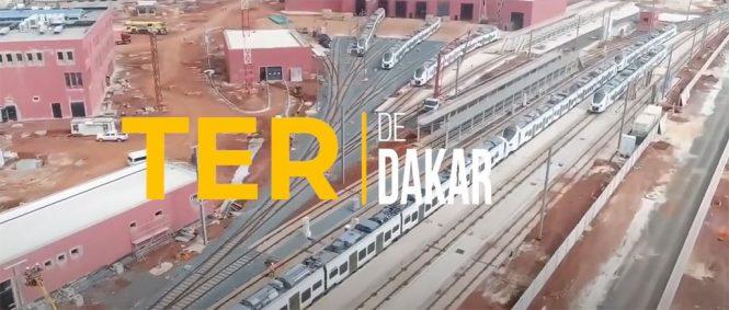 Line That Links Dakar With Diamniadio Now Complete