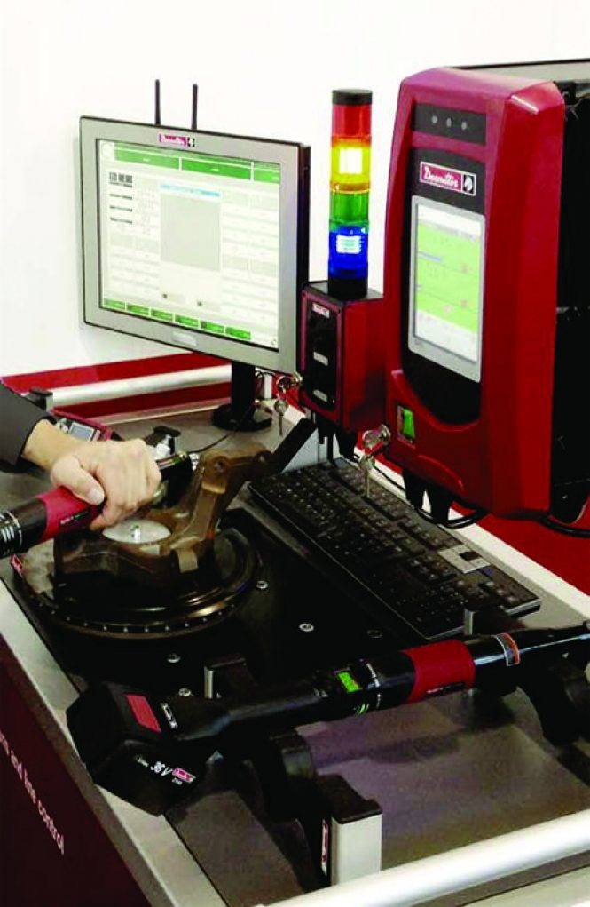Digitalise Manufacturing With Pivotware From Desoutter Industrial Tools