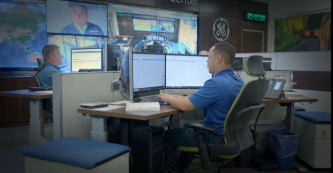 """GE Transportation's """"Mission Control"""" For Locomotives Marks 20-Year Anniversary"""