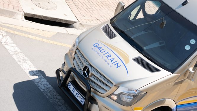 Launch Of Three New Midi-bus Routes On Gautrain System