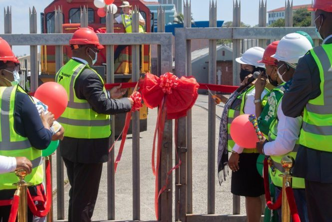 Transnet Launches Cookhouse-Blaney Line In The Eastern Cape