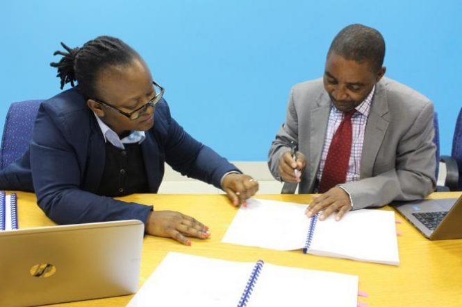 Botswana Railways Signs Contract With Botswana Defence Force