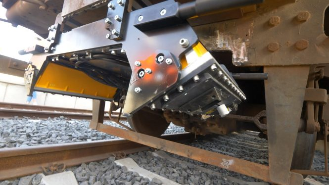 Track Geometry Measurement For The TER Project In Dakar