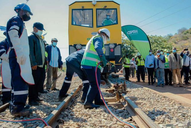 Reconstruction Of Railway Between Mozambique And Malawi