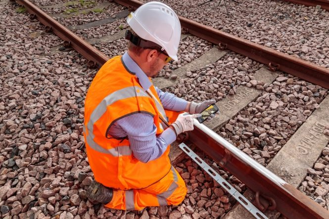 Pandrol Drives Greater Weld Traceability In Rail Sector