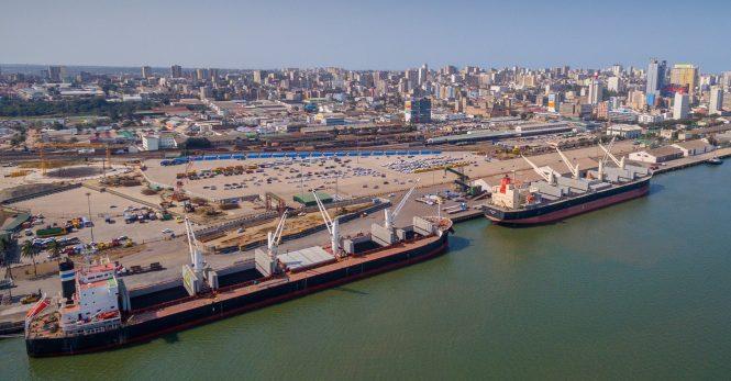 Port Of Maputo Grows 8% In Cargo Handling