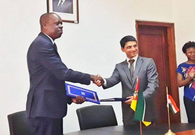 Mozambique – Line Of Credit USD95 Million For The Procurement Of Rolling Stock