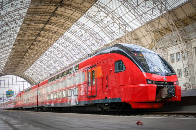 The Russian Railways And Transnet