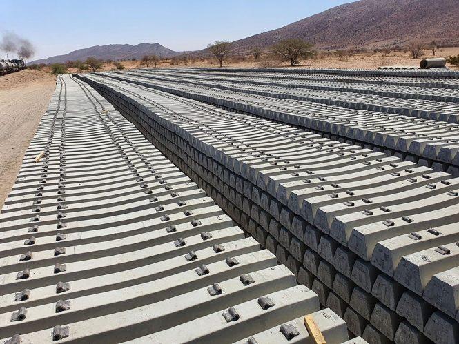 Upgrading Of The Railway Line Between Walvis Bay And Kranzberg