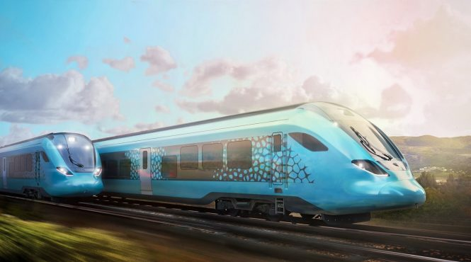 Talgo Will Have Its Hydrogen Train Ready In 2023