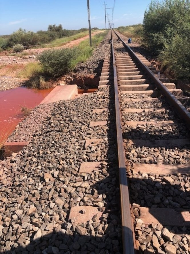 Transnet Investigates Methods To Prevent Damage Caused By Severe Weather Patterns