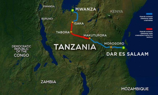 SGR Makutupora Project - Tabora, Tabora - Isaac Begins Soon