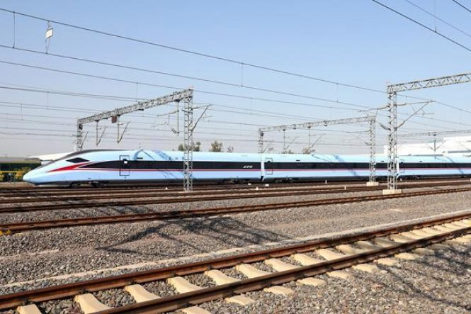 Bombardier JV Wins Contract For New Chinese Standard High-speed Train Cars