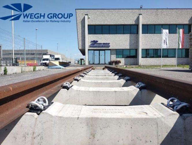 New Metric Gauge Railway Crosses