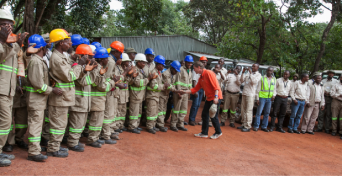 Ivanhoe Mines Announces An Independent Pre-Feasibility Study (PFS) For The Tier One Kakula Copper Mine In The Democratic Republic Of Congo