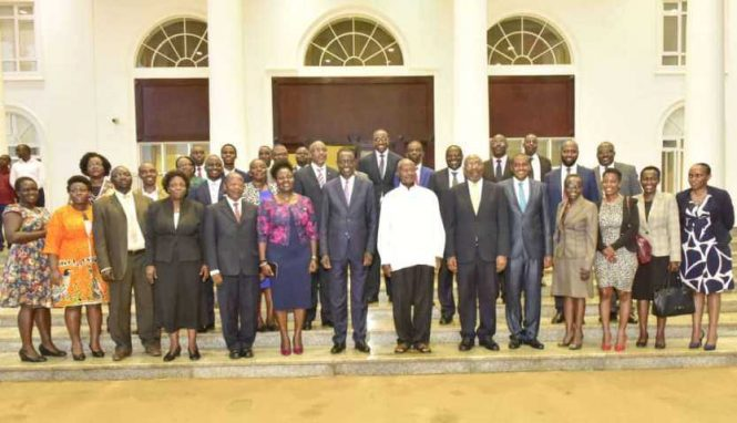 President Museveni Launches National Task Force On Industrial Revolution