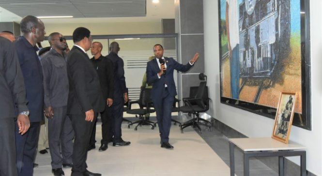 Tanzania SGR Project Progress Dar Es Salaam Station Is Complete