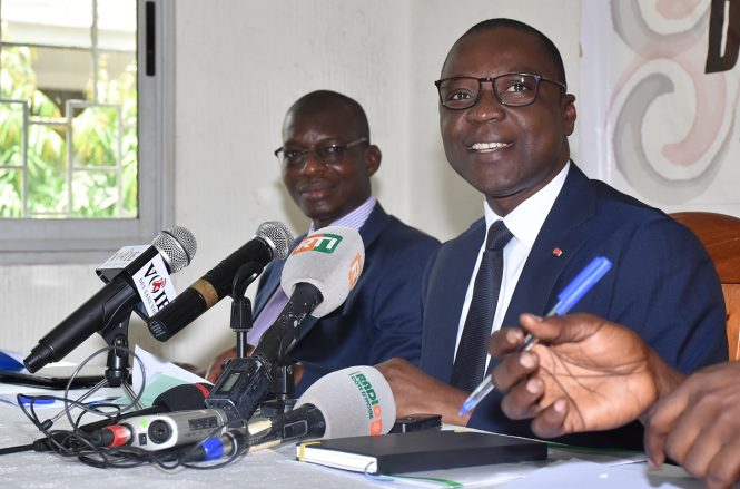 Côte d'Ivoire - Modernisation Of The Transport Sector For The Period 2018-2020