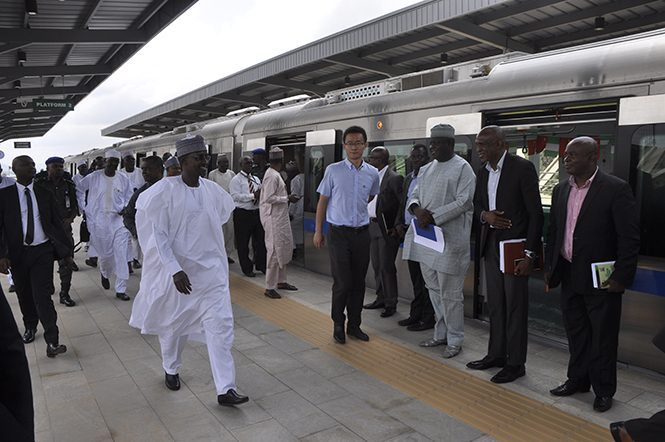 Abuja Light Rail To Be Commissioned Today