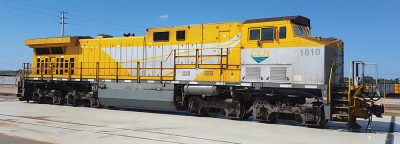 SVI Armouring Trains For Mozambique