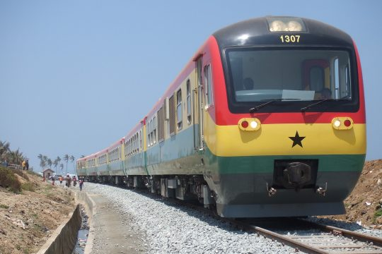 Ghanaian National Railway Revitalisation Project