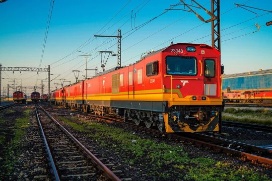 Bombardier's TRAXX Africa Locomotive Fleet Completes Ten Million Kilometres In Service