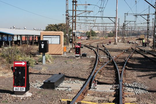 Actom Signalling Completes Kaserne And Springs Yards In Current Rail Yards Upgrade Contract For Transnet