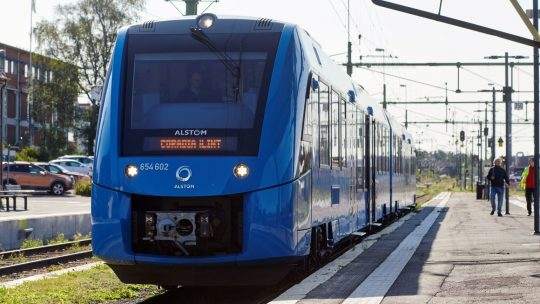 Alstom Pioneers Hydrogen Mobility For Rail To Forge A Sustainable Future For Transportation In The Middle East And North Africa