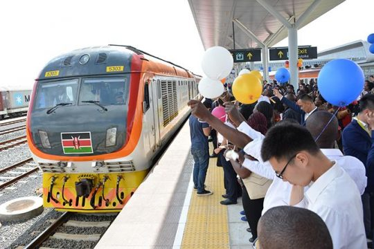 Madaraka Express Passenger Service Marks One Year Of Successful Operations!